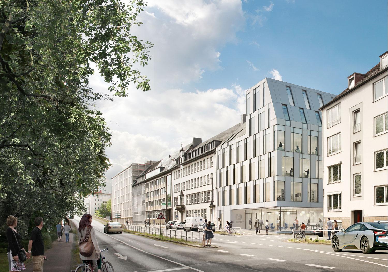 Stephaniviertel i bremen lh architekten - Architekten bremen ...