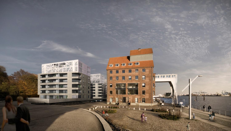 Kaispeicher d i hamburg lh architekten for Architekten hamburg altona